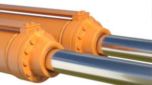 Some of the the most common hydraulic cylinder piston rod problems
